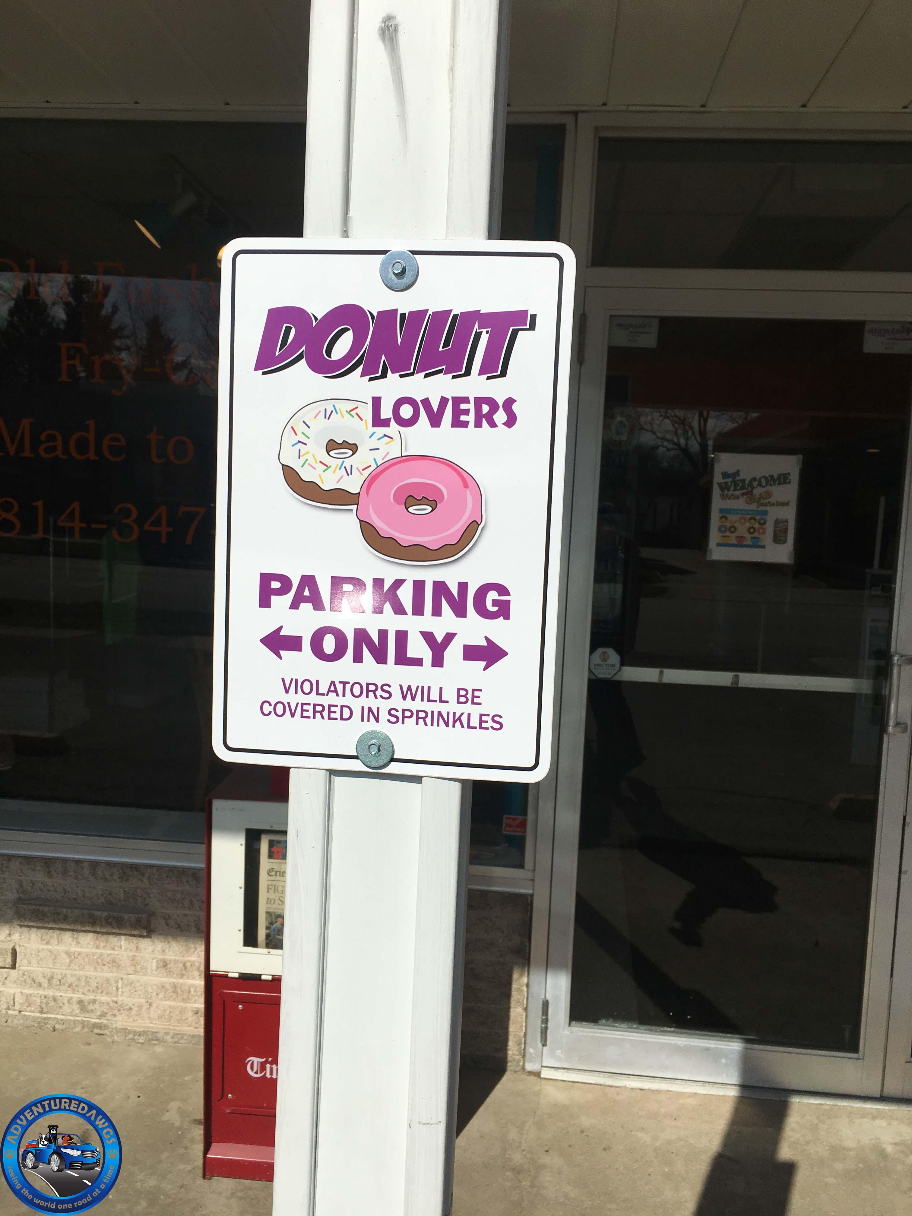 donutparking